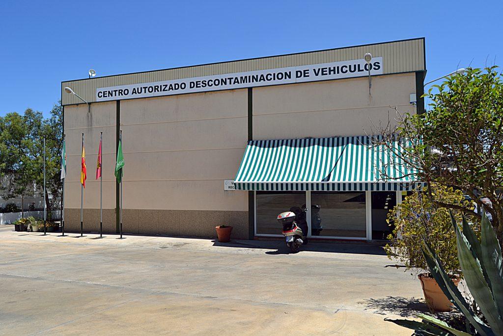 descontaminacion de vehiculos