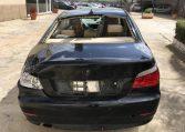 BMW negro
